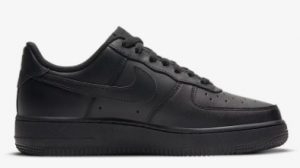 Air Force 1 '07 Nike crne tenisice