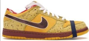 Nike Dunk SB Low Yellow Lobster